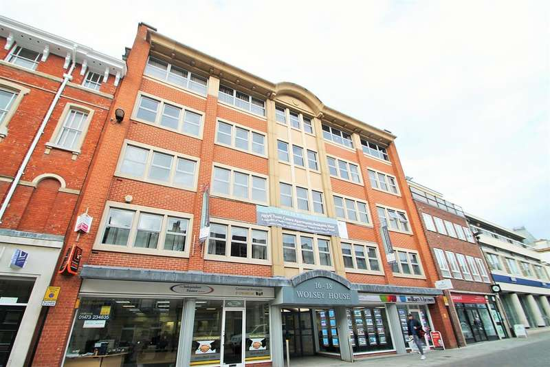 1 Bedroom Apartment Flat for sale in Wolsey House, 16-18 Princes Street, Ipswich