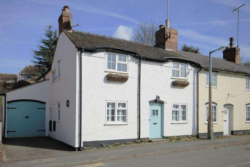 4 Bedrooms Semi Detached House for sale in PINFOLD LANE, REPTON