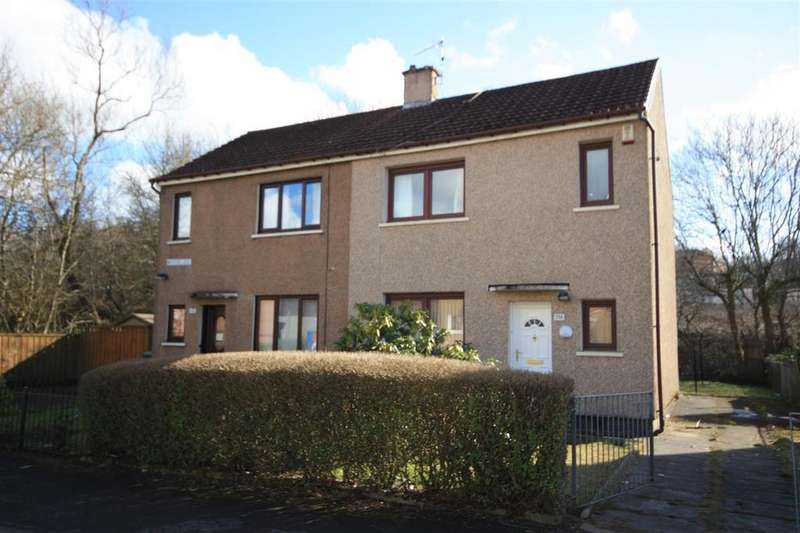 2 Bedrooms Semi-detached Villa House for sale in Moraine Drive, Knightswood, Glasgow