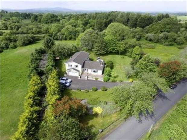 4 Bedrooms Detached House for sale in Crossgar Road East, Crossgar, Downpatrick, County Down