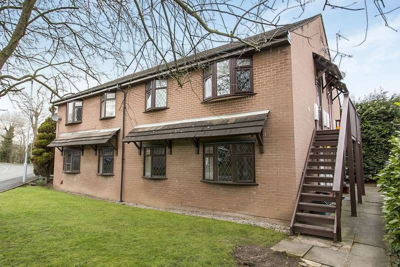 1 Bedroom Flat for sale in Firdale Road, Northwich, CW8