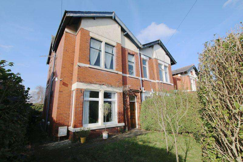 5 Bedrooms Semi Detached House for sale in 'Newlands' Station Road, New Longton