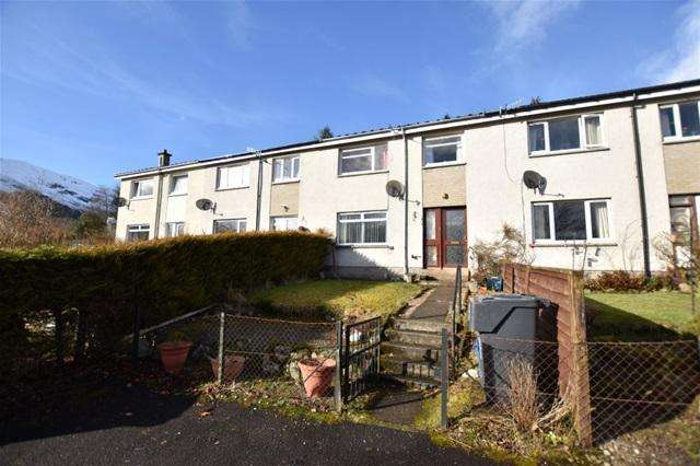 3 Bedrooms Terraced House for sale in Vorlich Road, Lochearnhead
