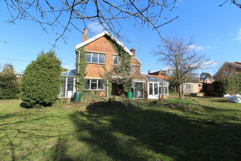 4 Bedrooms Detached House for sale in Bromeswell, Near Woodbridge