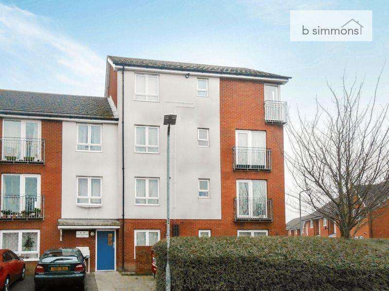 2 Bedrooms Apartment Flat for sale in Longwood Avenue, Langley