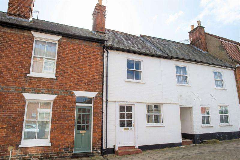 2 Bedrooms Terraced House for sale in Long Brackland, Bury St. Edmunds