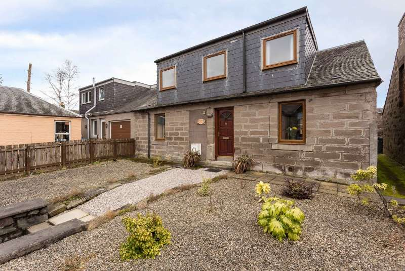 4 Bedrooms Semi Detached House for sale in Perth Road, Scone, Perthshire, PH2 6JJ