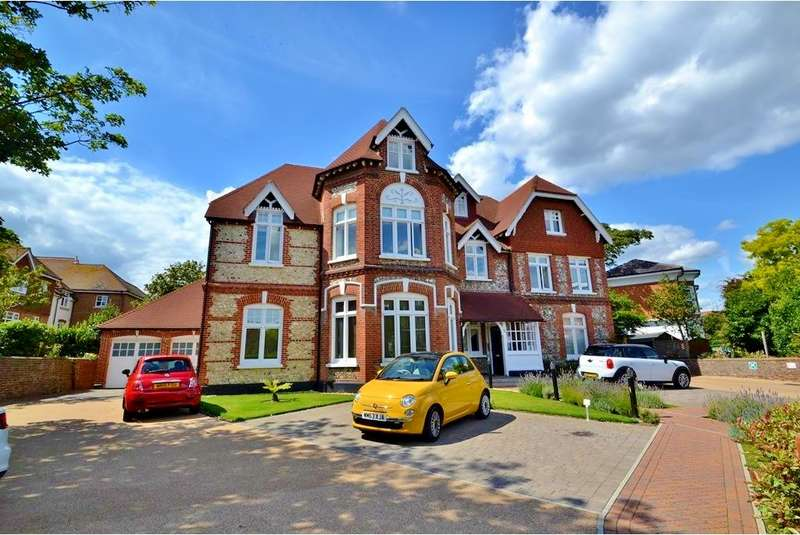 2 Bedrooms Flat for sale in Wordsworth Road, Worthing, BN11