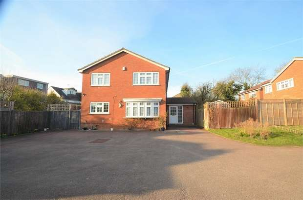 4 Bedrooms Detached House for sale in Sandbrook Close, Sunnydale Gardens, Mill Hill, NW7