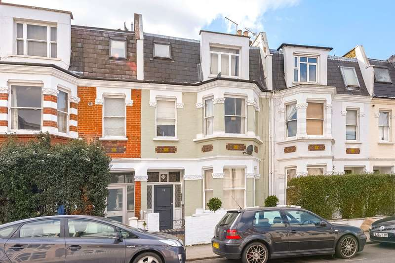2 Bedrooms Flat for sale in Munster Road, London, SW6