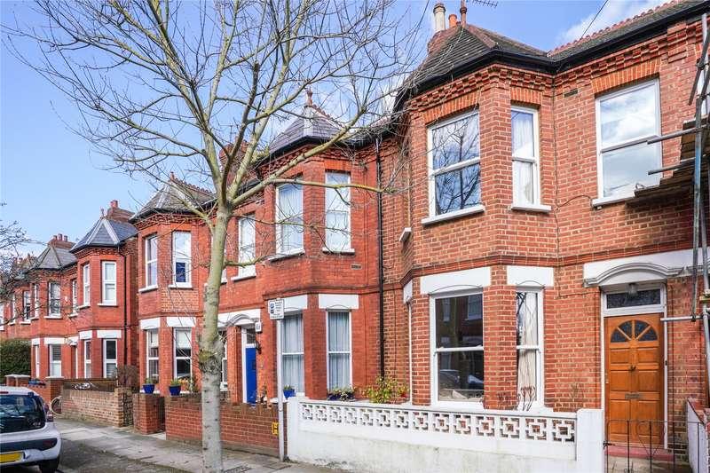 4 Bedrooms Terraced House for sale in Salisbury Road, Richmond,, Surrey,, TW9