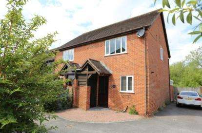 2 Bedrooms Semi Detached House for sale in Bishops Waltham, Southampton, Hampshire