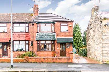 3 Bedrooms Semi Detached House for sale in Tottington Road, Bury, Greater Manchester, BL8