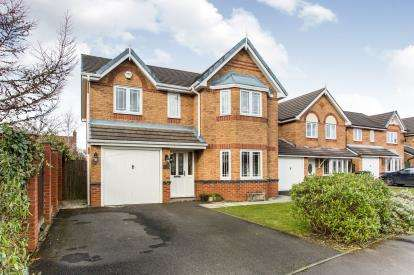 4 Bedrooms Detached House for sale in Askwith Road, Hindley, Wigan, Greater, WN2