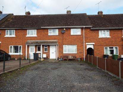 3 Bedrooms Terraced House for sale in Beechwood Road, Bedworth, Warwickshire