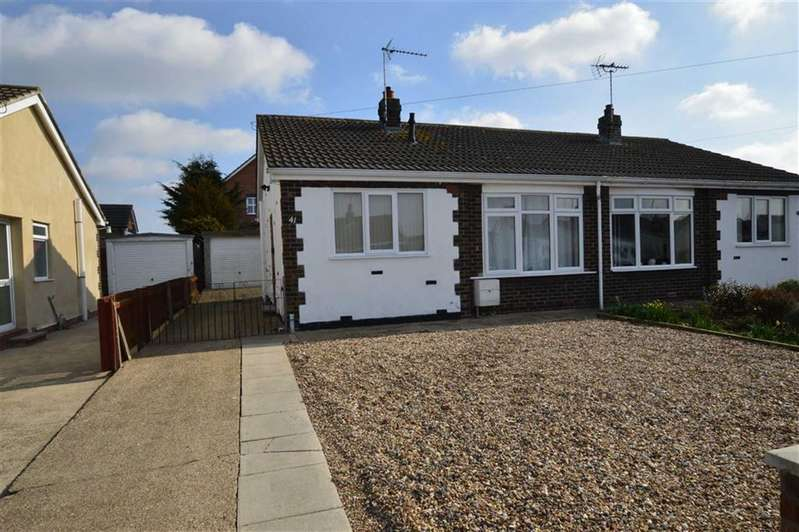 2 Bedrooms Semi Detached Bungalow for sale in South Parade, Leven, East Yorkshire