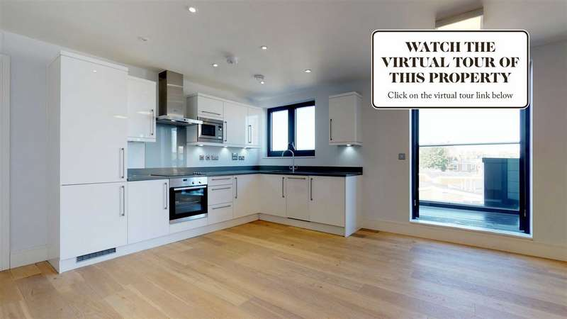 3 Bedrooms Flat for sale in Argo House, London, NW6