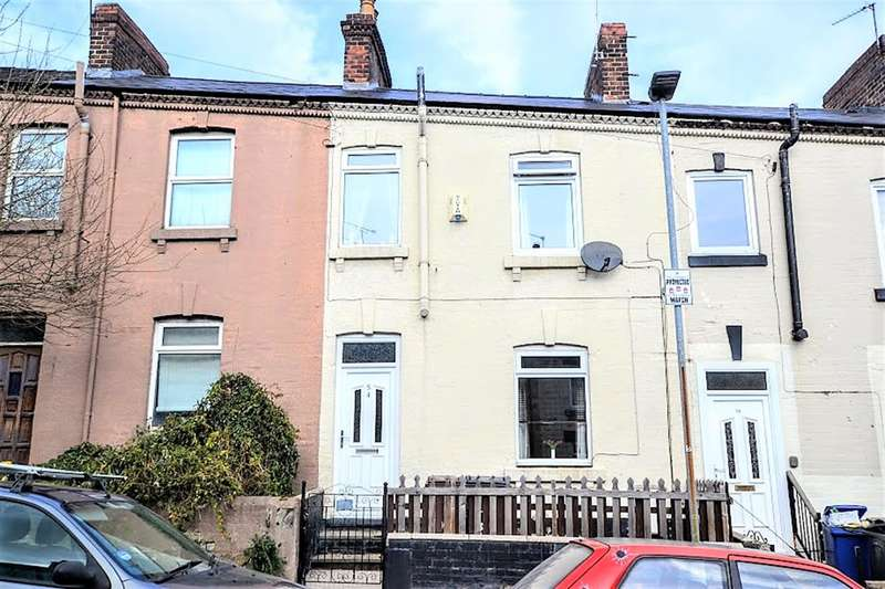 2 Bedrooms Terraced House for sale in Corporation Street, Barnsley, S70 4PQ