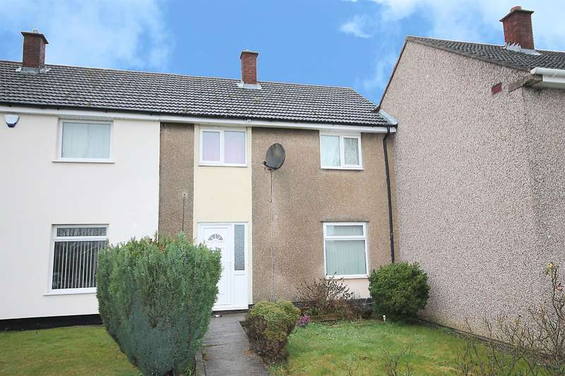 3 Bedrooms Terraced House for sale in Ivyhouse Walk, Wilnecote, Tamworth, B77 5NA