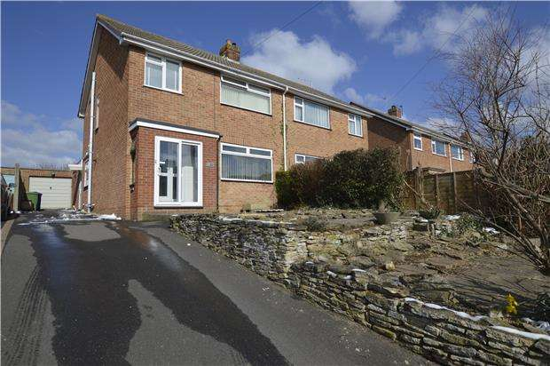 4 Bedrooms Semi Detached House for sale in Delabere Road, Bishops Cleeve, GL52 8AJ