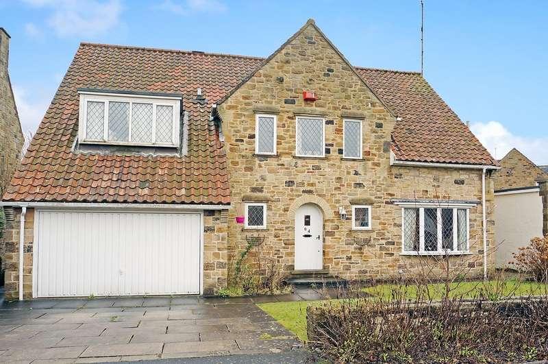 4 Bedrooms Detached House for sale in Millbeck Green, Collingham, LS22