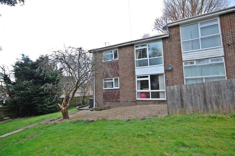 2 Bedrooms Flat for sale in Blanchland Avenue, Newton Hall, Durham