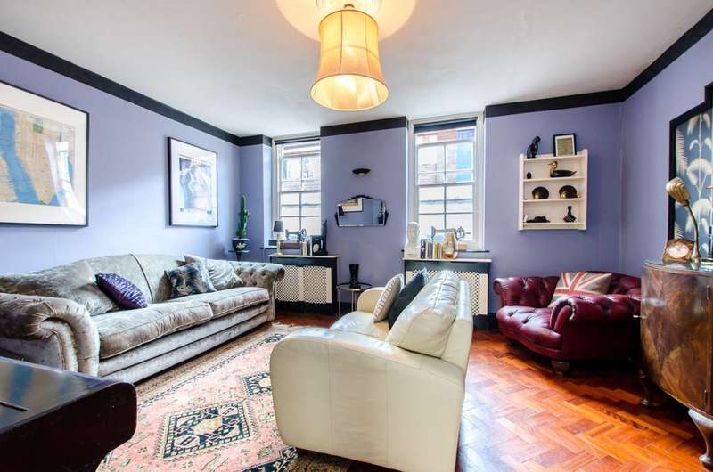 3 Bedrooms Flat for sale in Swanfield Street, Shoreditch, E2