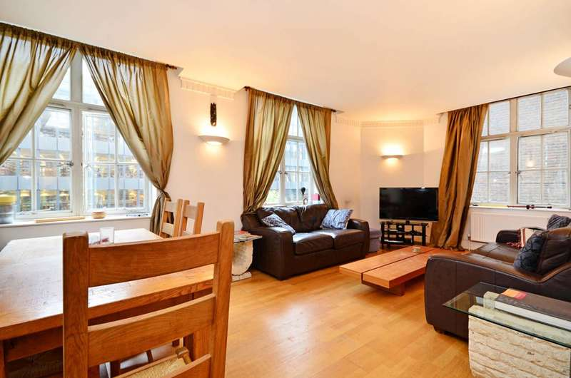 3 Bedrooms Flat for rent in Russel Square, Bloomsbury, WC1B