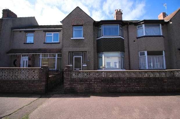 3 Bedrooms Terraced House for sale in Devon Street, Barrow-In-Furness, Cumbria, LA13 9PY