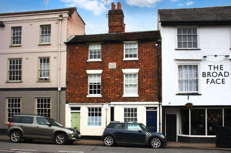 3 Bedrooms Terraced House for sale in Bridge Street, Abingdon