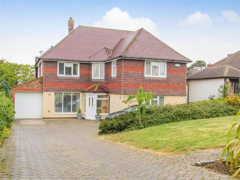 5 Bedrooms Detached House for sale in Mickleburgh Avenue, Herne Bay