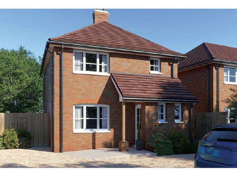 3 Bedrooms Detached House for sale in Townsend Lane, Rugby, CV23 9DF
