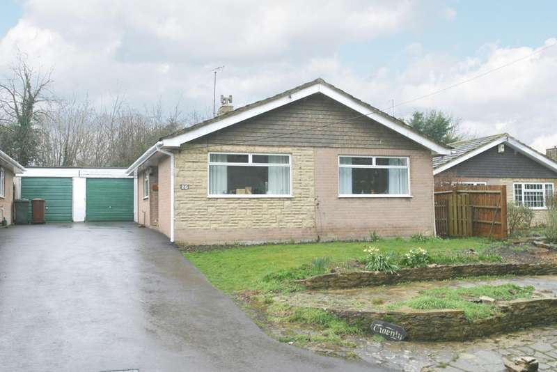 3 Bedrooms Detached Bungalow for sale in Piddington, Oxfordshire