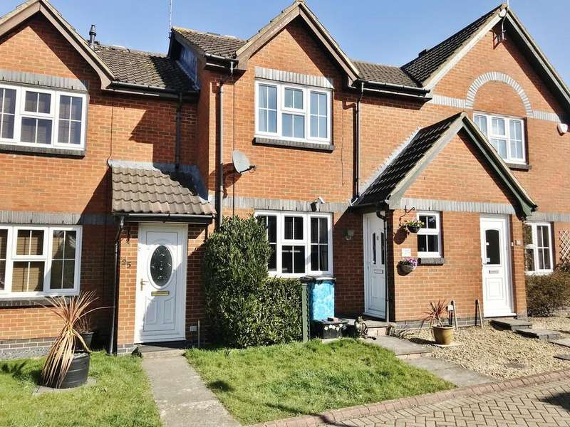 3 Bedrooms Terraced House for sale in Harvester Close, Swindon