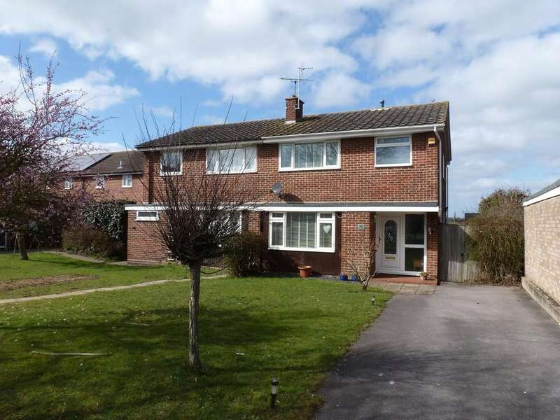 3 Bedrooms Semi Detached House for sale in Heywood Way, Maldon