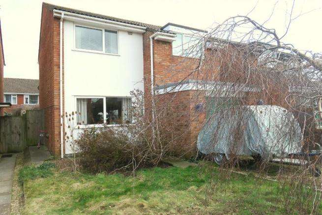 4 Bedrooms Detached House for sale in Buces Road, Taunton TA1