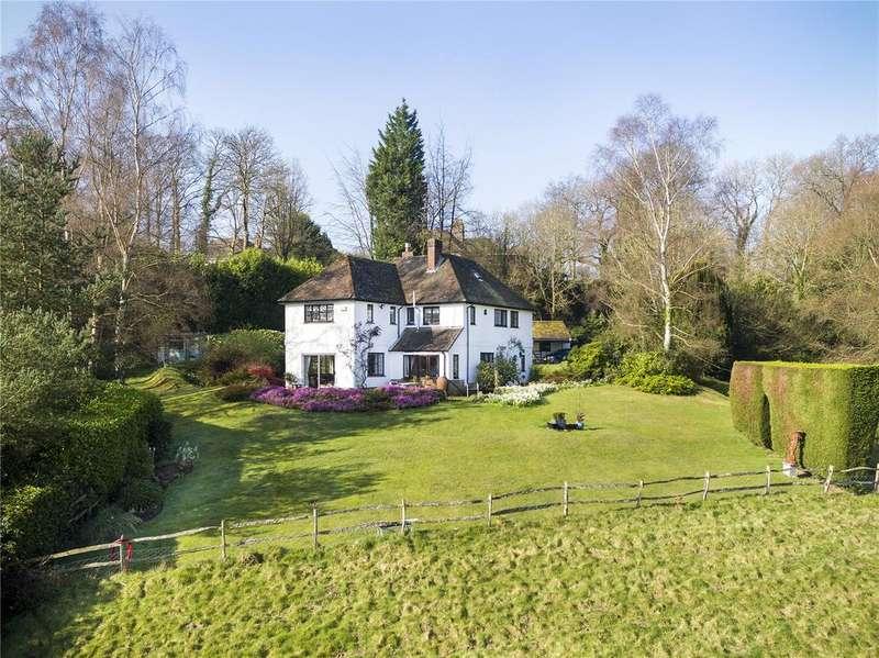 5 Bedrooms Detached House for sale in Barden Road, Speldhurst, Tunbridge Wells, Kent, TN3