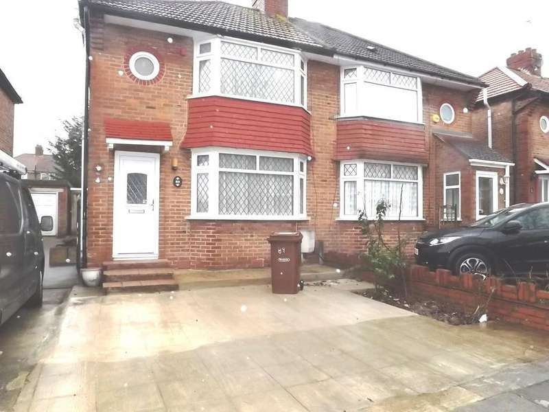 3 Bedrooms Semi Detached House for sale in Orchard Grove