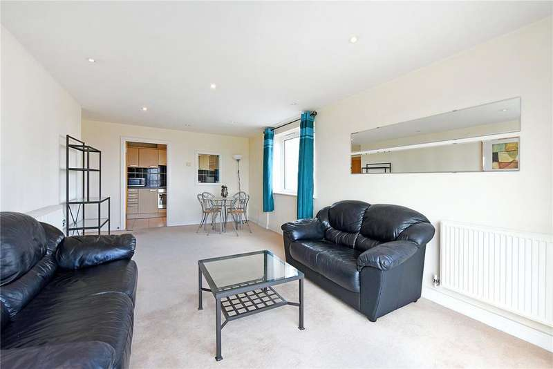 2 Bedrooms Flat for sale in Settlers Court, 17 Newport Avenue, London