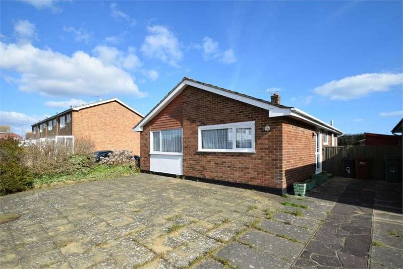 2 Bedrooms Detached Bungalow for sale in Cunningham Drive, Langney Point, East Sussex