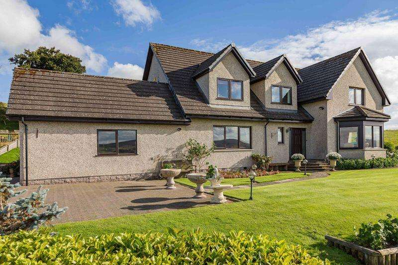 5 Bedrooms Detached House for sale in Laurel Bank, 6 Peelgait, Selkirk