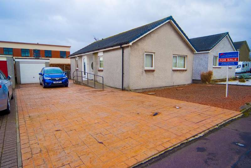 2 Bedrooms Detached Bungalow for sale in Aitcheson Drive, Larbert, Falkirk FK5