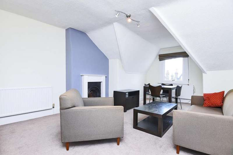 1 Bedroom Flat for sale in Buckleigh Road, Streatham