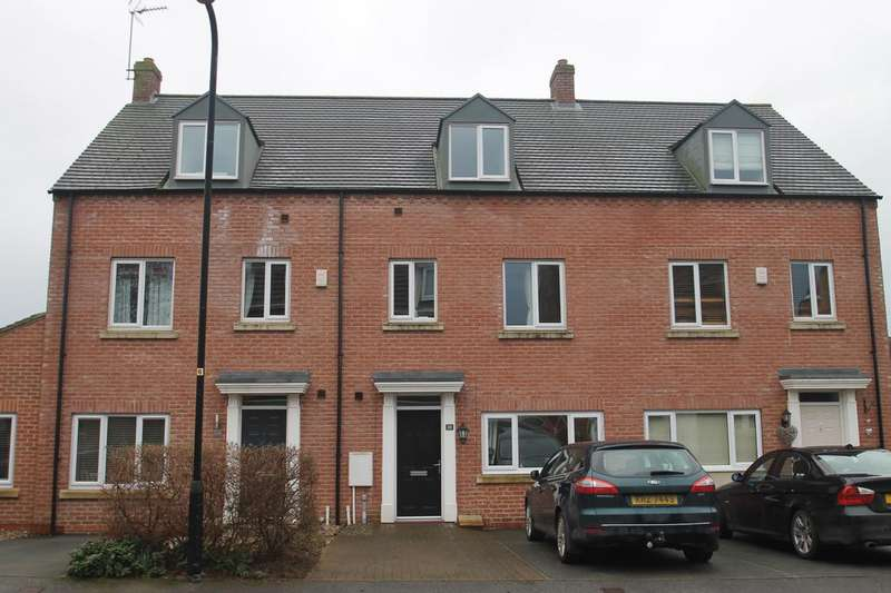 4 Bedrooms Town House for sale in Florin Drive, Knaresborough HG5