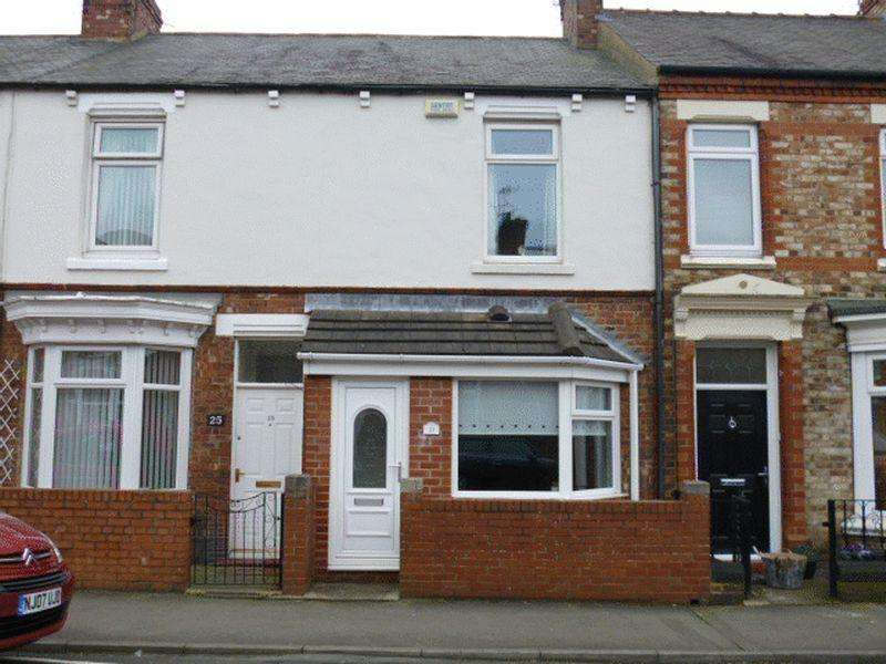 2 Bedrooms Terraced House for sale in Arthur Terrace, Bishop Auckland
