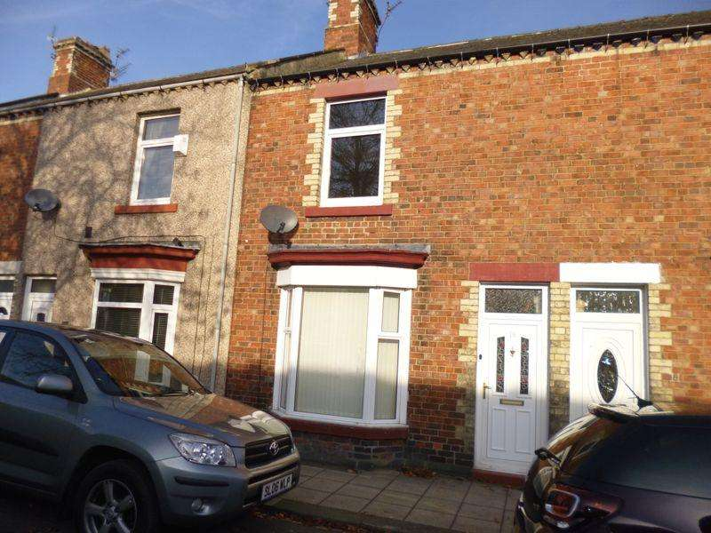 2 Bedrooms Terraced House for sale in Durham Street, Bishop Auckland