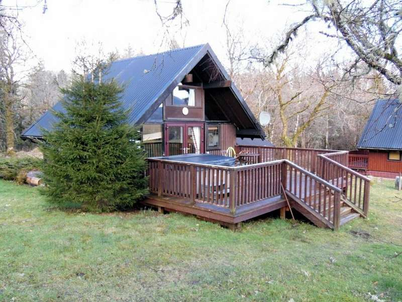 3 Bedrooms Chalet House for sale in 22 Dalavich Lodges, Dalavich, PA35 1HN