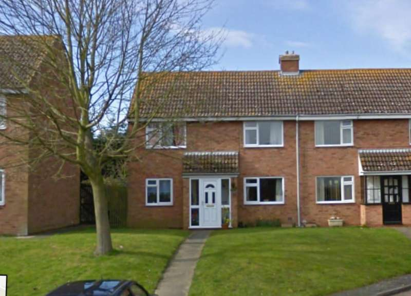 2 Bedrooms Semi Detached House for sale in Blakenhurst, Harvington