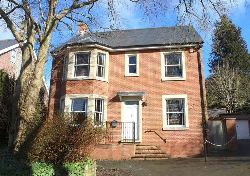 6 Bedrooms Detached House for sale in Princes Road, Shepton Mallet