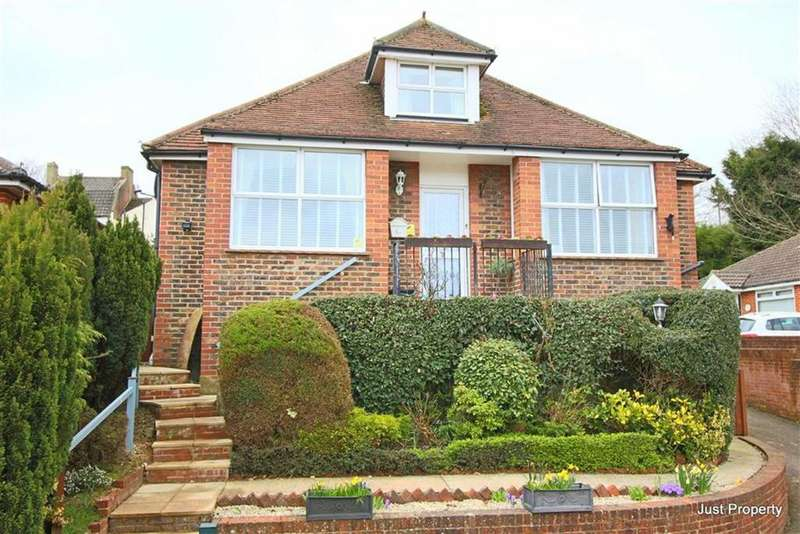 2 Bedrooms Detached Bungalow for sale in Cooper Rise, St Leonards On Sea